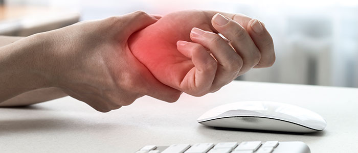 Carpal Tunnel Relief with Chiropractic Care