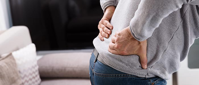 Treat Low Back Pain with Chiropractic Care