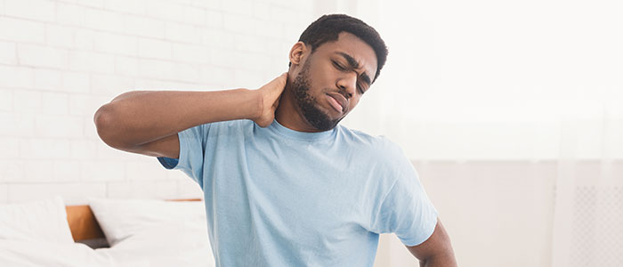 Relief from Neck Pain with Chiropractic Care